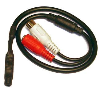Микрофон для аудионаблюдения MIC0361